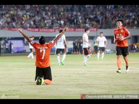 Jiangxi Liansheng 2-3 Guizhou Renhe