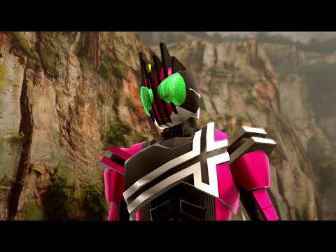 Kamen Rider: Battride War II - 仮面ライダーバトライド・ウォーⅡ - クロニクルモード 全シーン ALL CUTSCENES [720p]