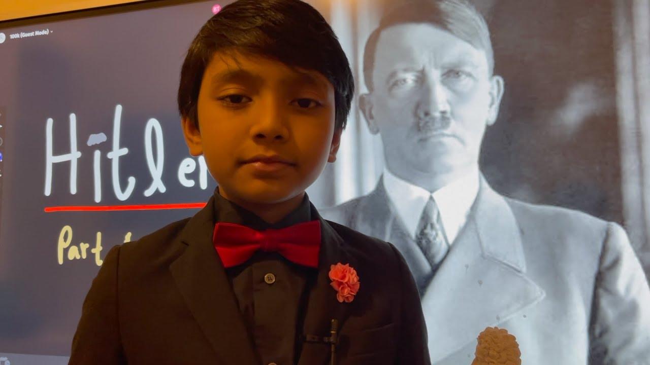 Hitler (Part 1) | Prof. Soborno Isaac Bari