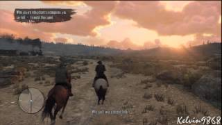 Red Dead Redemption Walkthrough Part 1 [HD] [PS3]