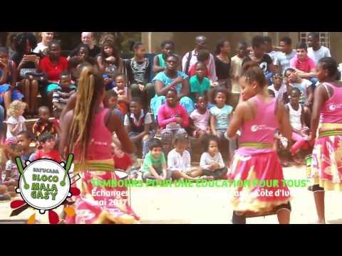Bloco Malagasy: Tambours pour une éducation pour tous - Afrique de l'Ouest 2017