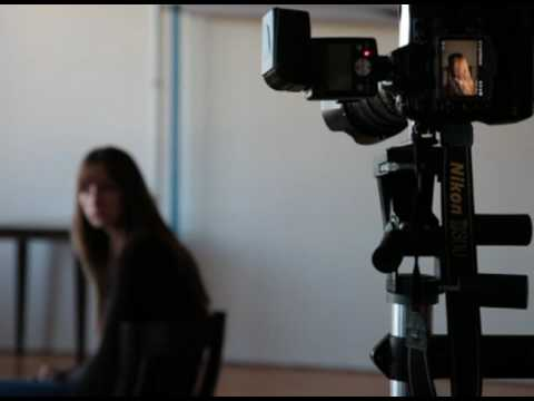 Inside the Photo Studio with Aaron Lindberg a Univ...