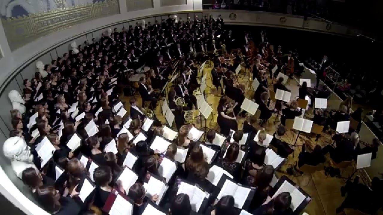 Mendelssohn - Elias (UniversitätsChor München) Snippet 6