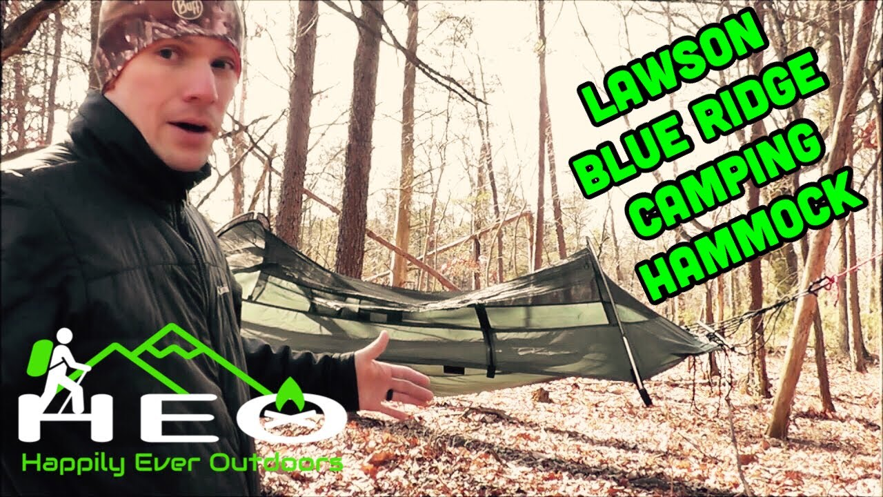 lawson blue ridge camping hammock review lawson blue ridge camping hammock review   youtube  rh   youtube