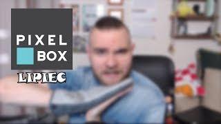 Unboxing #22: Pixel Box Lipiec 2018  Własny Patronus i Tańczący Undec w Fartuchu!