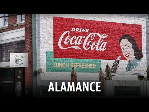 Journey Across The 100: Alamance County