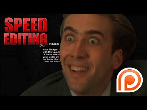 Speed Editing: Pun Torture