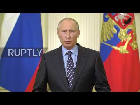 Russia: Putin wishes Russia a happy Agriculture and Processing Industry Workers' Day