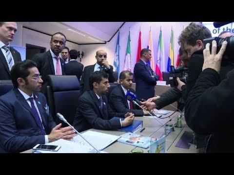 OPEC talks begin in Vienna