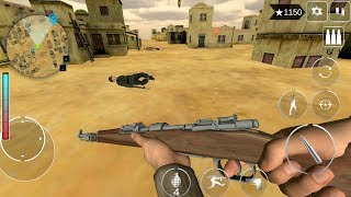 Call Of Courage WW2 FPS Action (by Canadian Rig) Android Gameplay [HD] screenshot 1