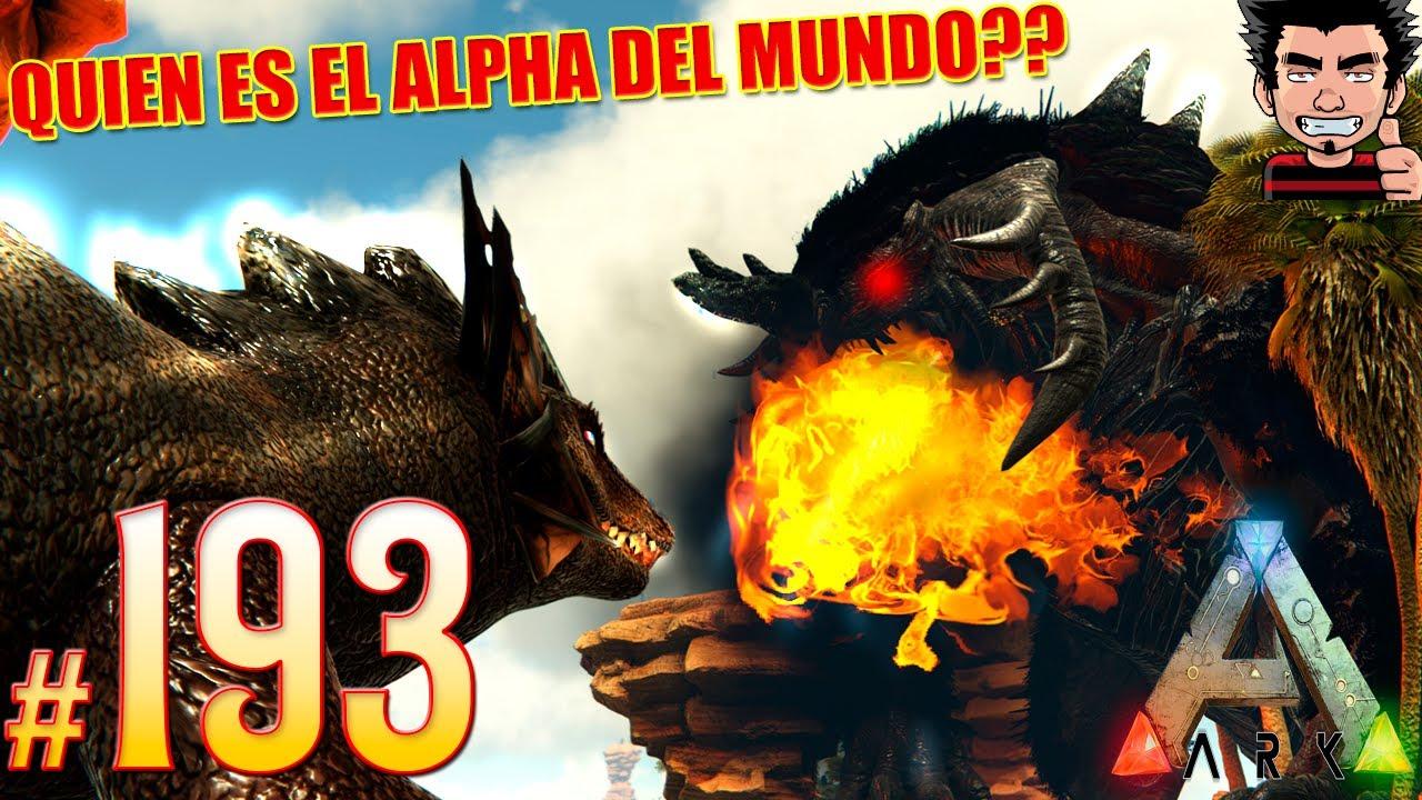 QUIEN ES MAS FUERTE? KING KAIJU ATACA A BLACK TITAN ? NUEVO ALPHA? ARK SURVIVAL EVOLVED ESPAÑOL