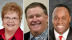 Who's running for mayor in Palmetto?