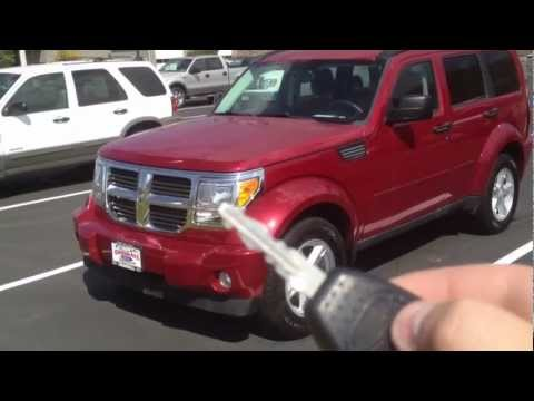2007 Dodge Nitro Slt Full Tour Start Up Exhaust