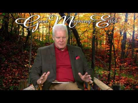 Good Morning Enid - (October 27, 2016) - Mike Schatz [Asst Fire Marshal]
