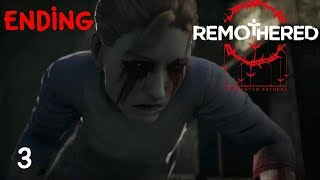 Remothered: Tormented Fathers ENDING Playthrough Gameplay Part 3 (No Commentary)