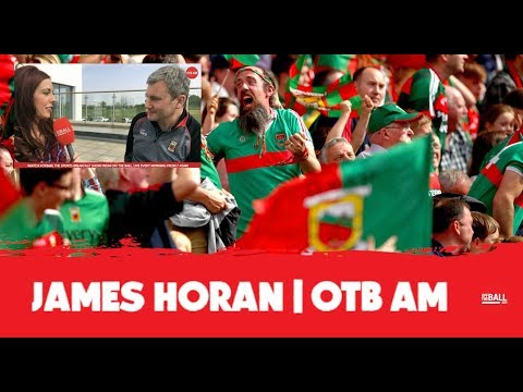 James Horan | Managing Mayo is different this time | New York trip | Club month