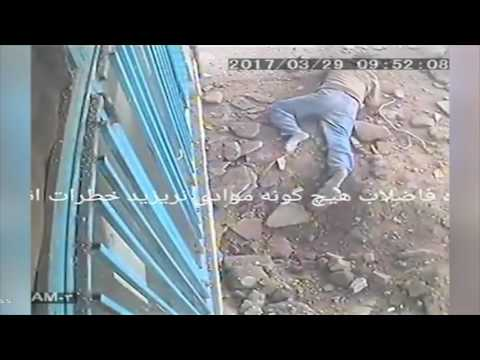 Man Throws a Cigarette Down Sewer and Causes an Explosion