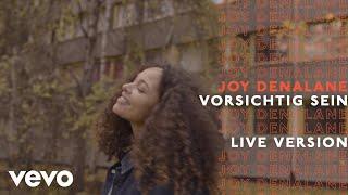 """Joy Denalane - STATION I """"Vorsichtig Sein"""" (Live)"""