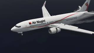 plane-crash-in-micronesia,-air-niugini-boeing-737-sinks-in-water-xp11