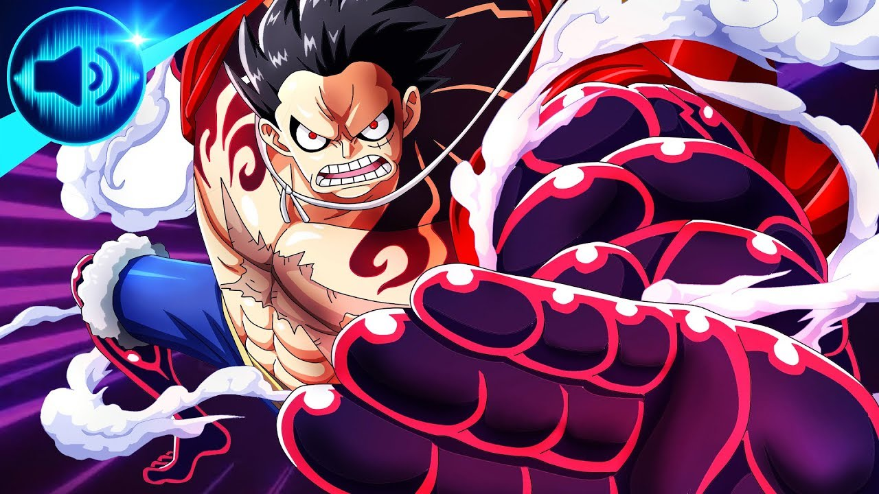 Gear fourth is a technique first seen in luffy's battle against donquixote. Bounce Man Luffy Wallpaper