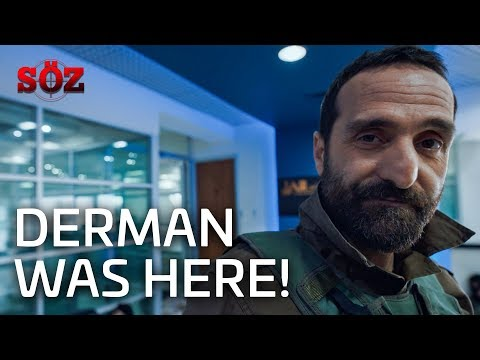Söz | 39.Bölüm -  Derman Was Here!
