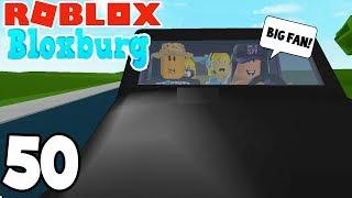 ROAD TRIP WITH BIGGEST FANS! | Roblox BLOXBURG | Ep.50