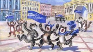 Коты Петербурга от Олли