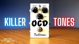 Best OD pedal for your Vox? Fulltone OCD with a Vox AC15