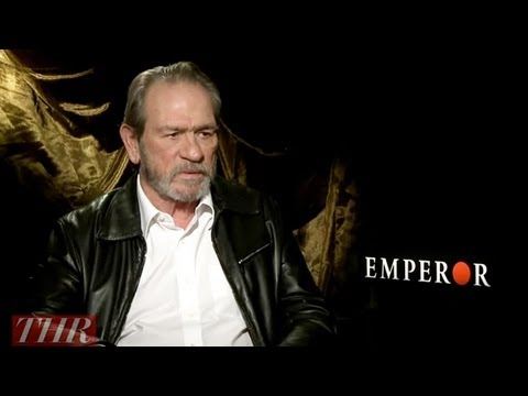 Tommy Lee Jones on Playing General Douglas MacArthur and Filming in Japan