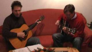 Billy Idol - Rebel Yell (Cover with 2 acoustic guitars)
