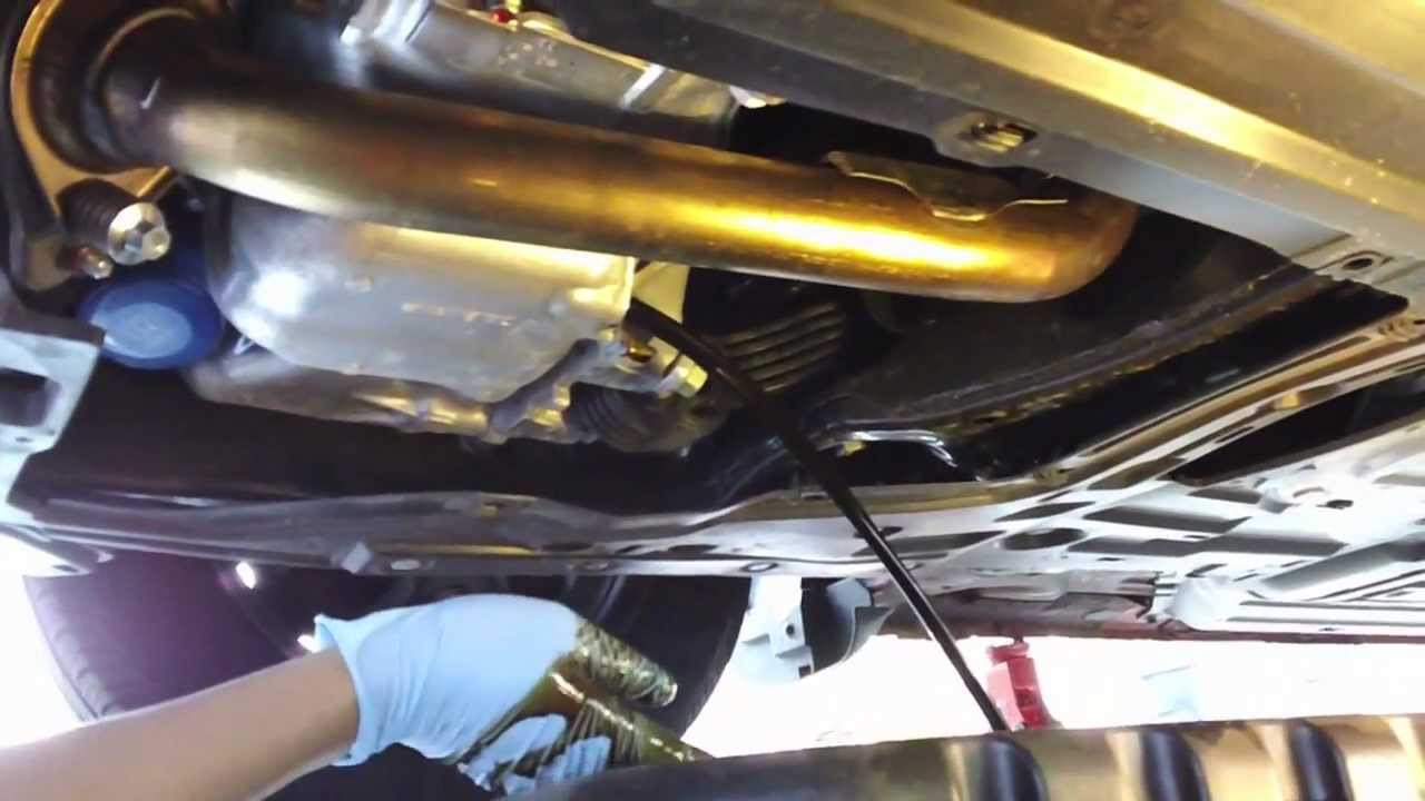 How To Change The Oil On A 2012 Honda Civic Plus Install