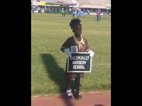 Kachikally Nursery School, The Gambia