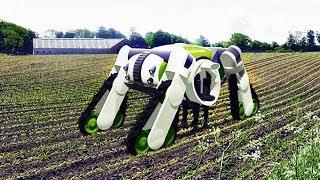 Gambar cover Increibles maquinas modernas hechas para la agricultura