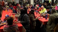 Hurstin Vähävaraisten joulujuhla
