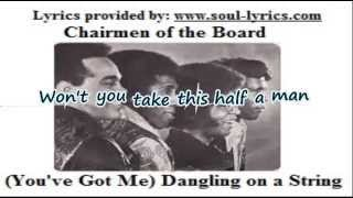 Chairmen of the Board - (You