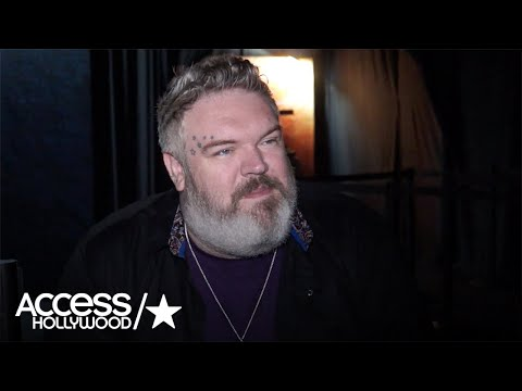'Game Of Thrones'' Kristian Nairn: Has He Seen Any Hold The Door Hodor Tributes?  Access Hollywood