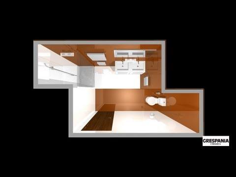 Cuarto de baÑo minimalista en 2 colores blanco y marrÓn   youtube