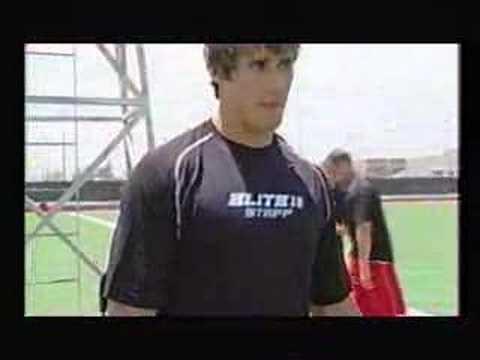 Brady Quinn talks training