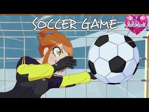 Carissa's Soccer Lesson | LoliRock