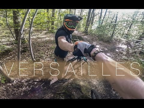 Freeride in Versailles - with RideFouFou & Simon