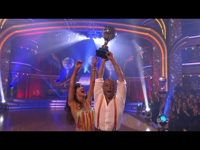 J.R. Martinez Wins Dancing With the Stars 2011: Champion, Ricki Lake, Rob Kardashian Chat on GMA