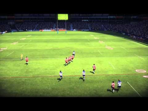 Rugby League Live 3 - Rocket Rod Silva