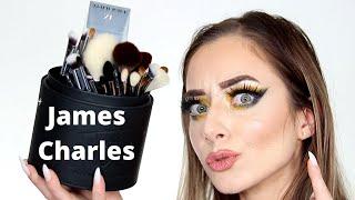 James Charles X Morphe Brush Set - Still Worth It? | Makeup Brushes Review (2020)