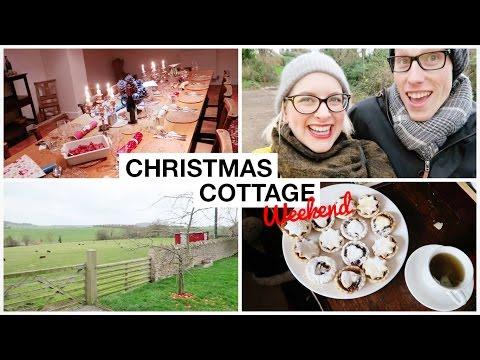 VLOGMAS 3  Christmas Cottage Adventures