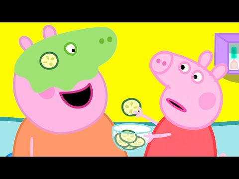 Peppa Pig Official Channel   Peppa Pig's Perfect Day at the Shopping Mall