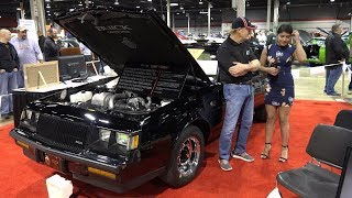 The last Buick Grand National BUILT -- stays in a BedRoom - MUST Watch MuscleCars Documentary