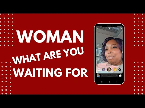 Morning Manna - Woman What Are You Waiting For 021018