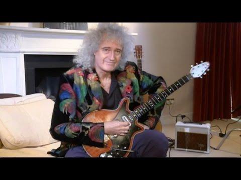 Brian May on Bohemian Rhapsody - ITV News At Ten 10112015