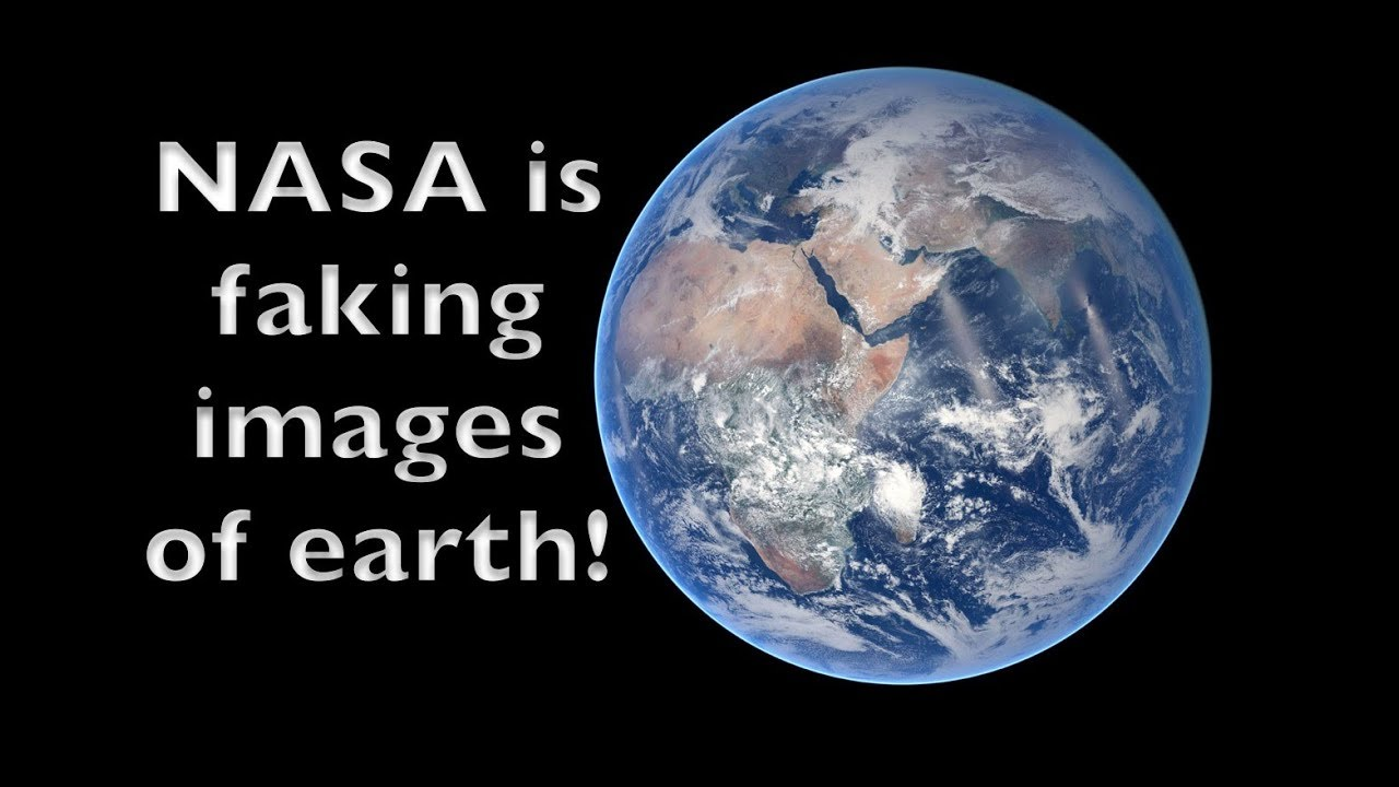 Is Nasa Faking Photos From Space To Hide The Flat Earth