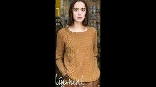 видео Женские пуловеры